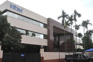 Infosys setting up development centre in Noida