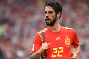 Real Madrid coach declines to advise Isco on his current situation