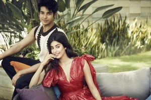 Janhvi Kapoor, Ishaan Khatter killing it on the fashion magazine