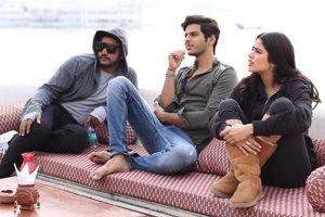Ishaan Khatter, Jahnvi Kapoor's Dhadak set box office at fire on Day 3