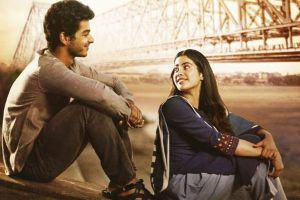 Janhvi Kapoor, Ishaan Khatter's Dhadak crosses Rs 50-cr mark in 7 days