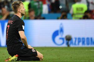 2018 FIFA World Cup   Russia vs Croatia: Vatreni end hosts' dream run to set up England semi-final