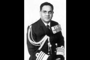 Former Navy chief J.G. Nadkarni dead