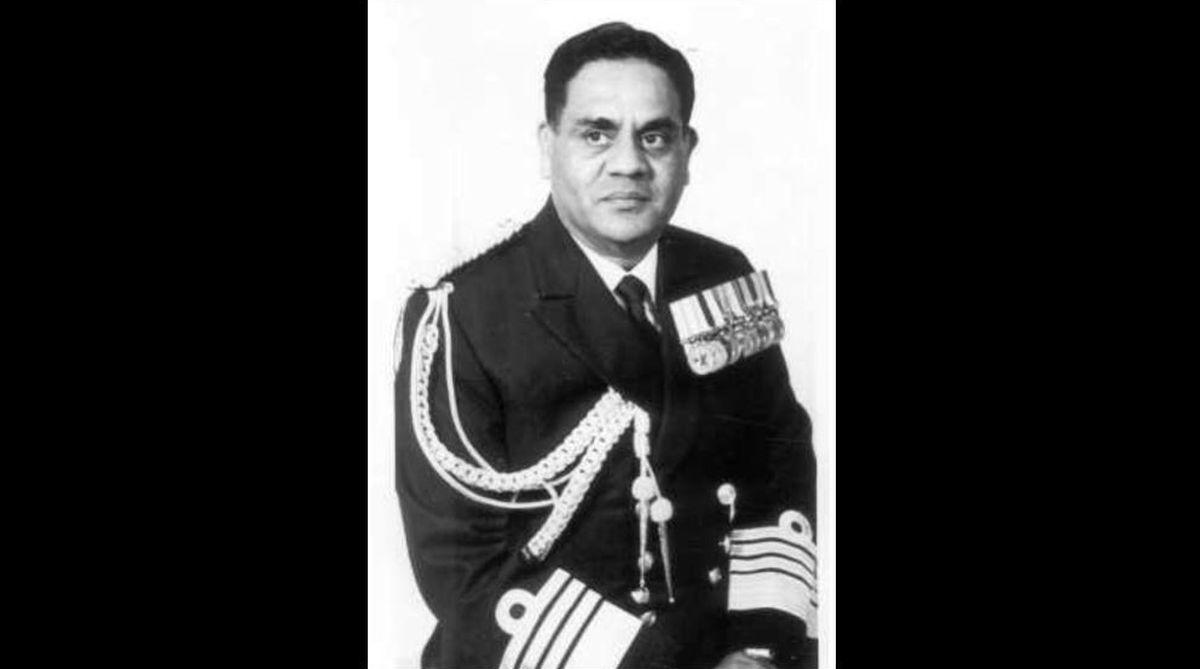 J.G. Nadkarni, Indian Navy, Maritime History Society