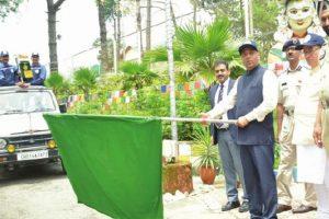 ITBP team to scale Lahaul Spiti peak
