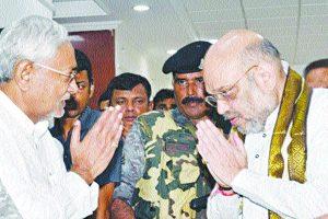 Temporary truce in Bihar