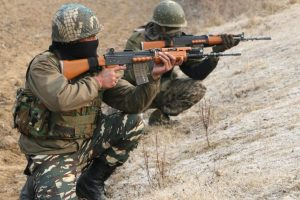Two terrorists killed in gunfight with security forces in Jammu-Kashmir's Anantnag