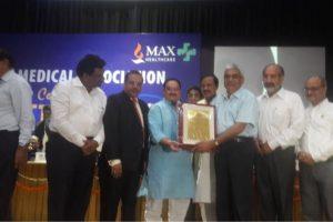 DMA confers Vishisht Chikitsa Ratan Award on Dr TS Kler
