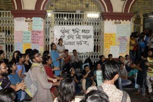 Kolkata   Students end siege, allow Jadavpur University VC to go home