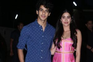 Kapoor clan throng Dhadak's special screening