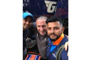 Team India bus driver reveals how Suresh Raina helped him