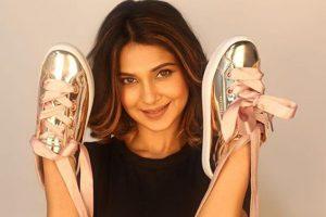 I'm just crazy about shoes: Jennifer Winget