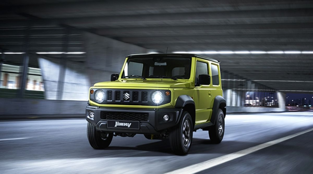 Suzuki Jimny accessories revealed: Decal kits, alloys and more