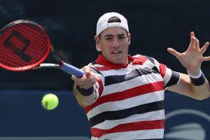 Atlanta Open: John Isner turns tables on Mischa Zverev
