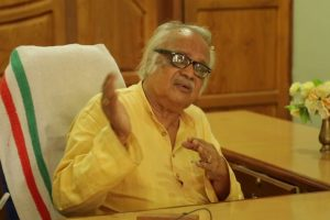 Former FTII director John Sankaramangalam dead