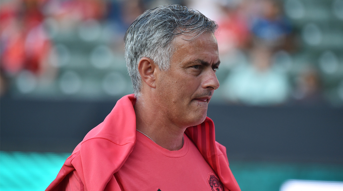 Jose Mourinho, Manchester United F.C.., Jurgen Klopp, Premier League, International Champions Cup, Liverpool F.C., Jurgen Klopp