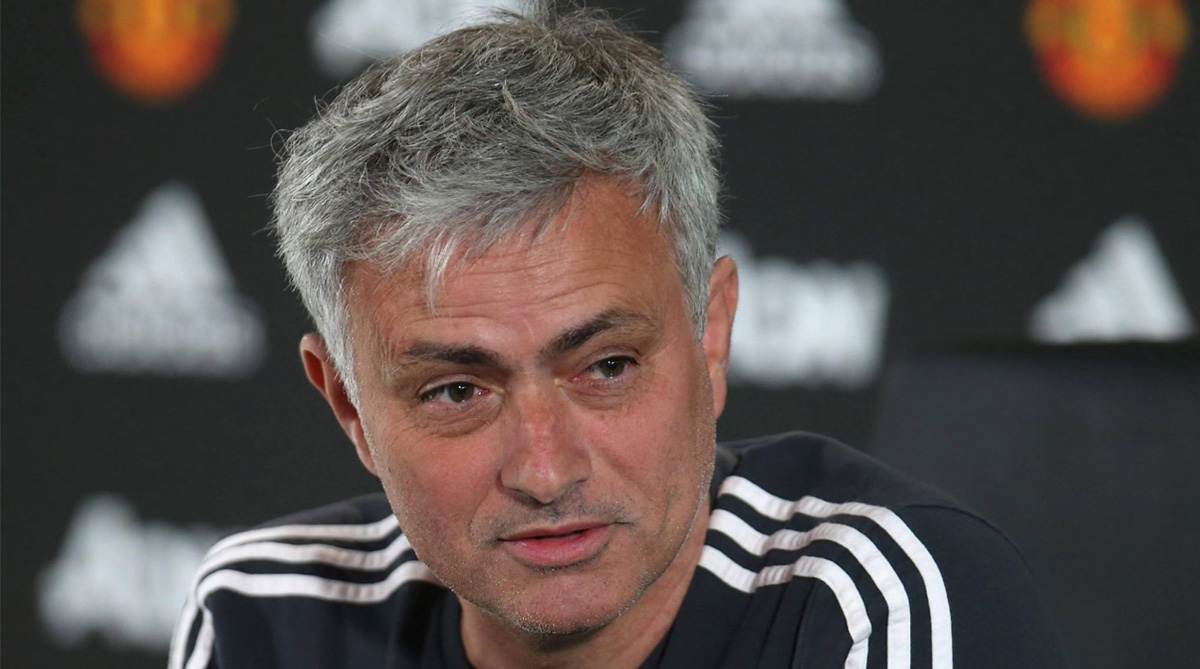 Mourinho on Man United: 'We are not a team'