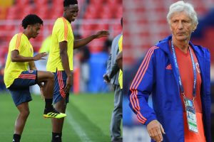 2018 FIFA World Cup | Colombia coach Jose Pekerman praises defender Yerry Mina