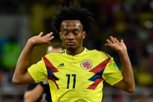 Juan Cuadrado has 'no problem' giving up Juventus' No.7 shirt to Cristiano Ronaldo