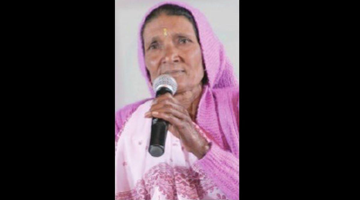 folk singer, Kabutri Devi, Pithoragarh, Trivendra Singh Rawat