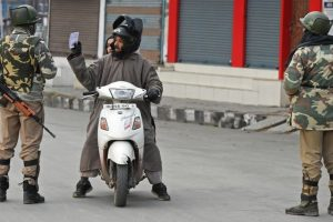 J-K: Restrictions in Srinagar to prevent protest