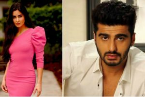Did you check out Arjun Kapoor's comments on Katrina Kaif's posts?