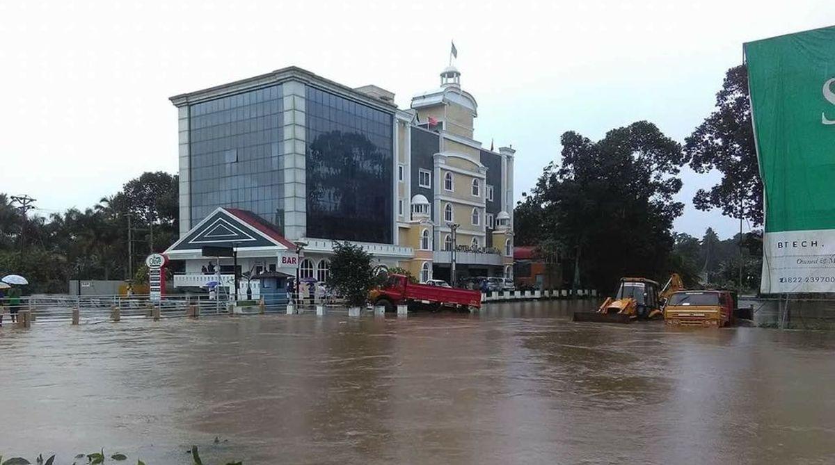 Kerala flood, Kerala flood, waterlogging, Kerala rain