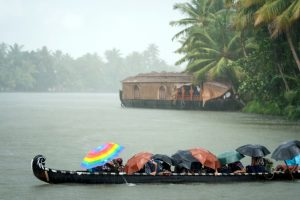 Heavy rains in Kerala disrupt normal life