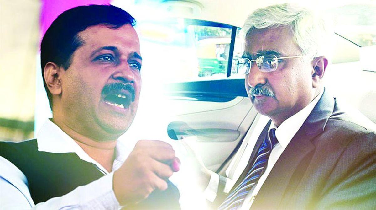 Delhi Chief Secretary assault case, Anshu Prakash, Anshu Prakash assault case, Delhi CM, Arvind Kejrwal, Manish Sisodia, Aam aadmi Party, Delhi CS, CS Anshu Prakash
