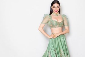 Kiara Advani lets mood pick her fashion pieces