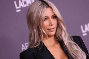 Kim Kardashian says she's shy