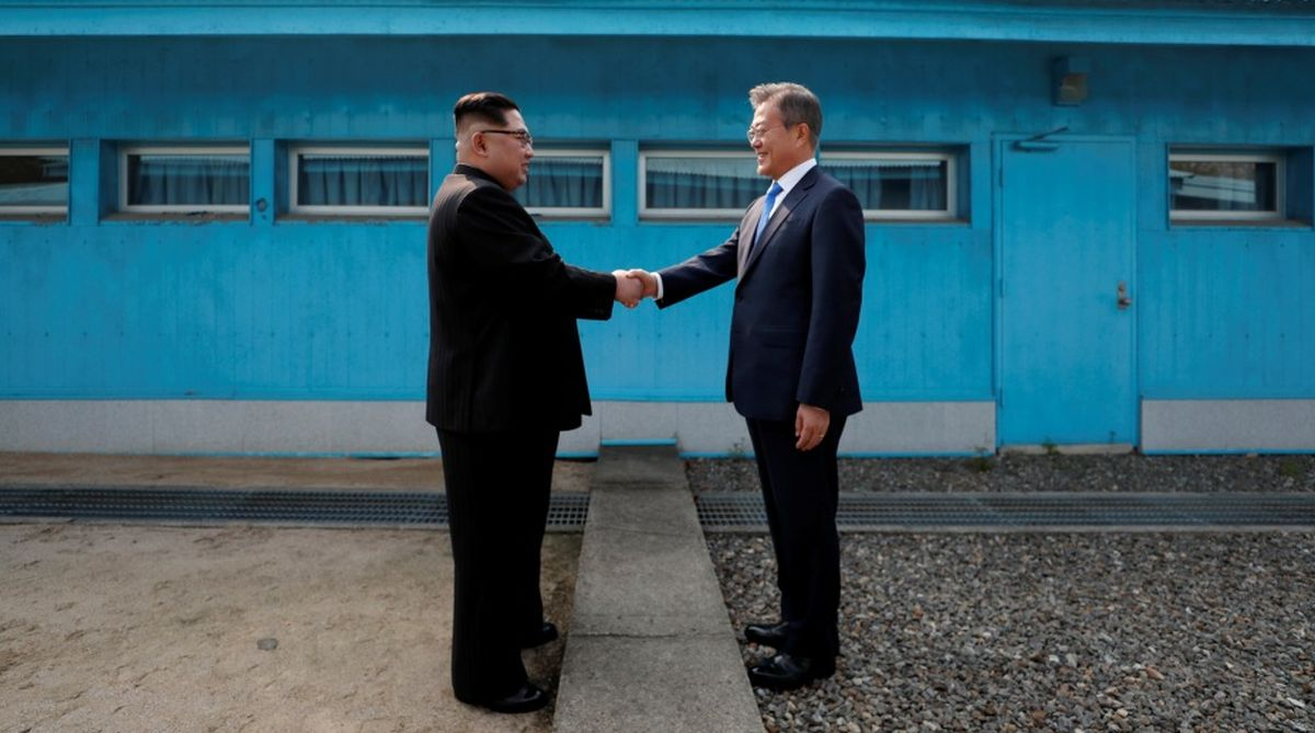 North Korea, South Korea, Seoul, Pyongyang Summit, Demilitarized Zone, Korean army
