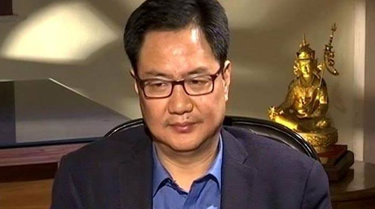 Kiren Rijiju, National Disaster Management Authority, Home Ministry