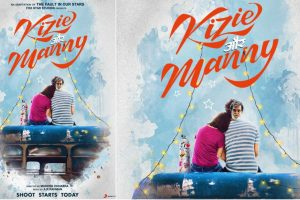 Kizie Aur Manny poster: Rajinikanth twist in Sushant Singh's The Fault In Our Stars remake