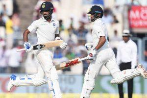 Sourav Ganguly prefers KL Rahul over Shikhar Dhawan for Test series