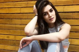 What is keeping Kriti Sanon busy these days? Find out
