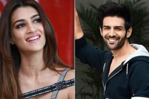 Kriti Sanon, Kartik Aaryan to unite for desi rom-com Luka Chuppi