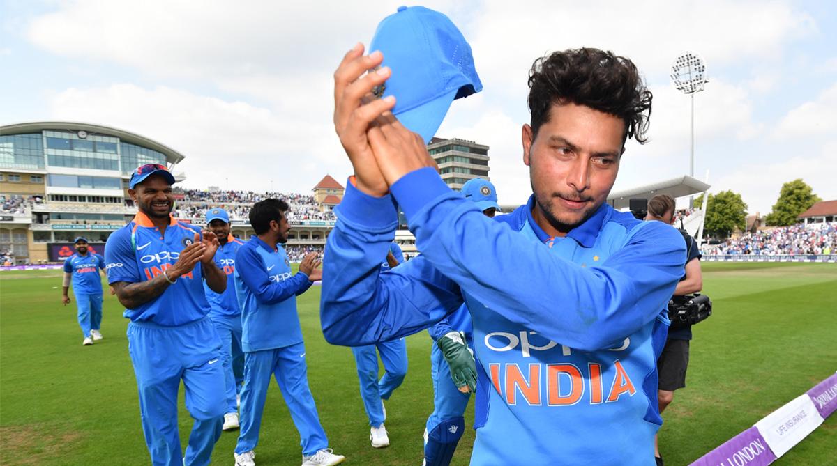 Kuldeep Yadav, India vs England, 1st ODI, India Cricket