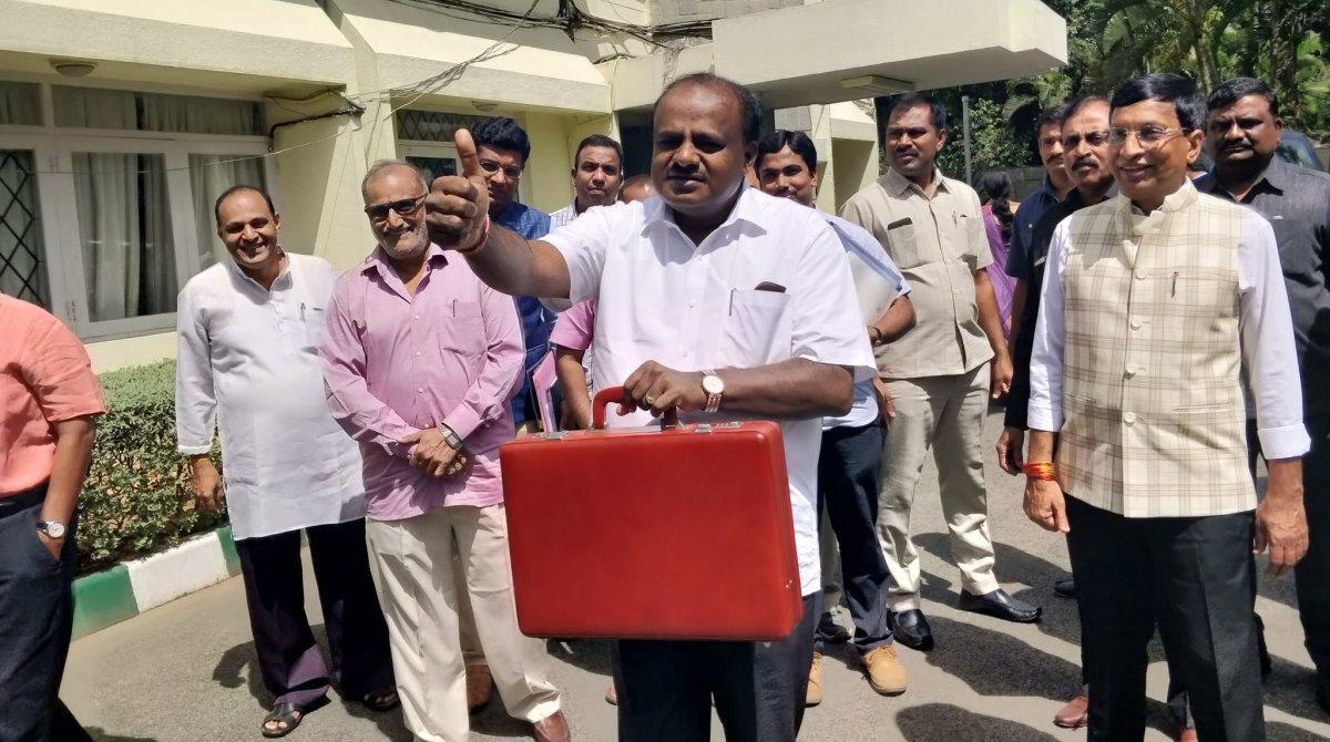 Kumaraswamy Karnataka CM