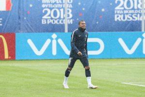 Kylian Mbappe to wear PSG's No.7 jersey