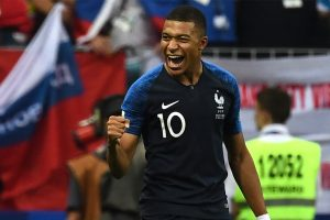Did Kylian Mbappe play 2018 FIFA World Cup Final while injured?