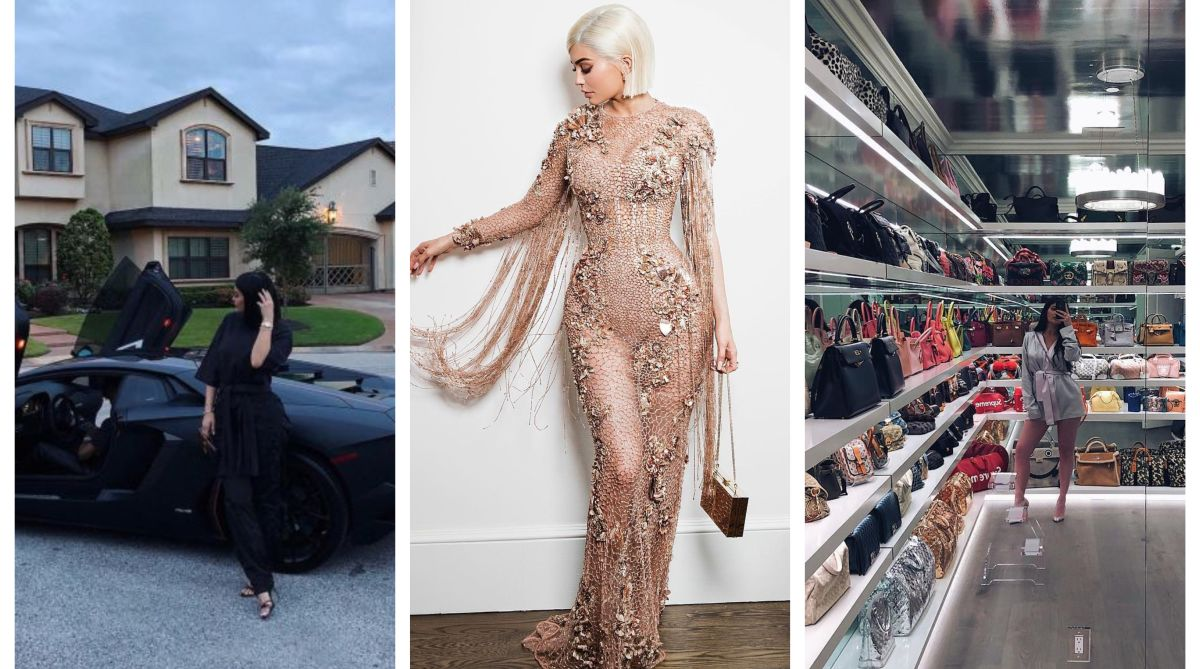 Take a look at 'youngest Billionaire' Kylie Jenner's luxurious life
