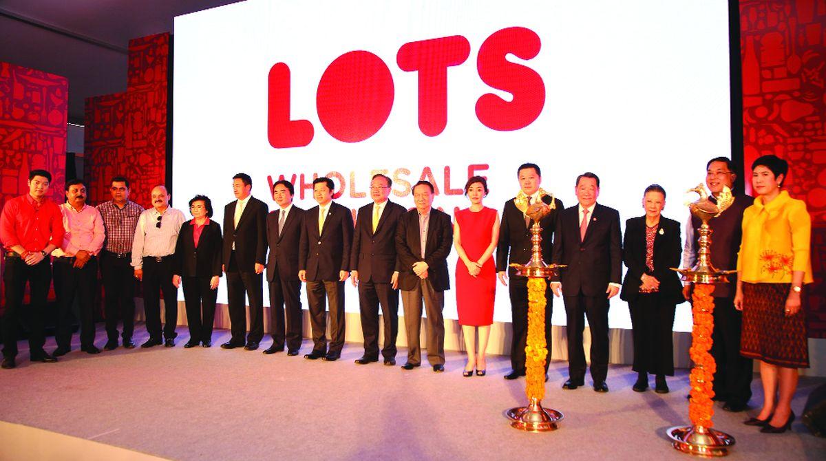Thai wholesale company, B2B store