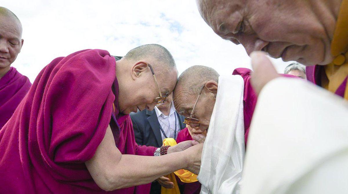Dalai Lama, 83rd birthday, Buddhist monasteries, Ladakh