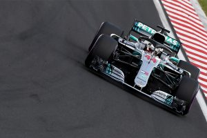 Hungarian GP: Mercedes' Lewis Hamilton coasts to victory