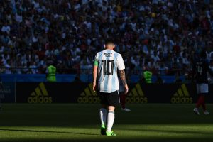 'Lionel Messi will decide whether he wants to play for Argentina'