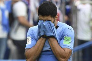 Suarez to miss Uruguay friendlies against S.Korea, Japan