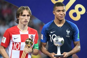 2018 FIFA World Cup | Luka Modric scoops Golden Ball to join elite company