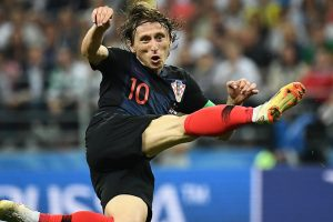 2018 FIFA World Cup | Dutch legend praises Croatian skipper Luka Modric