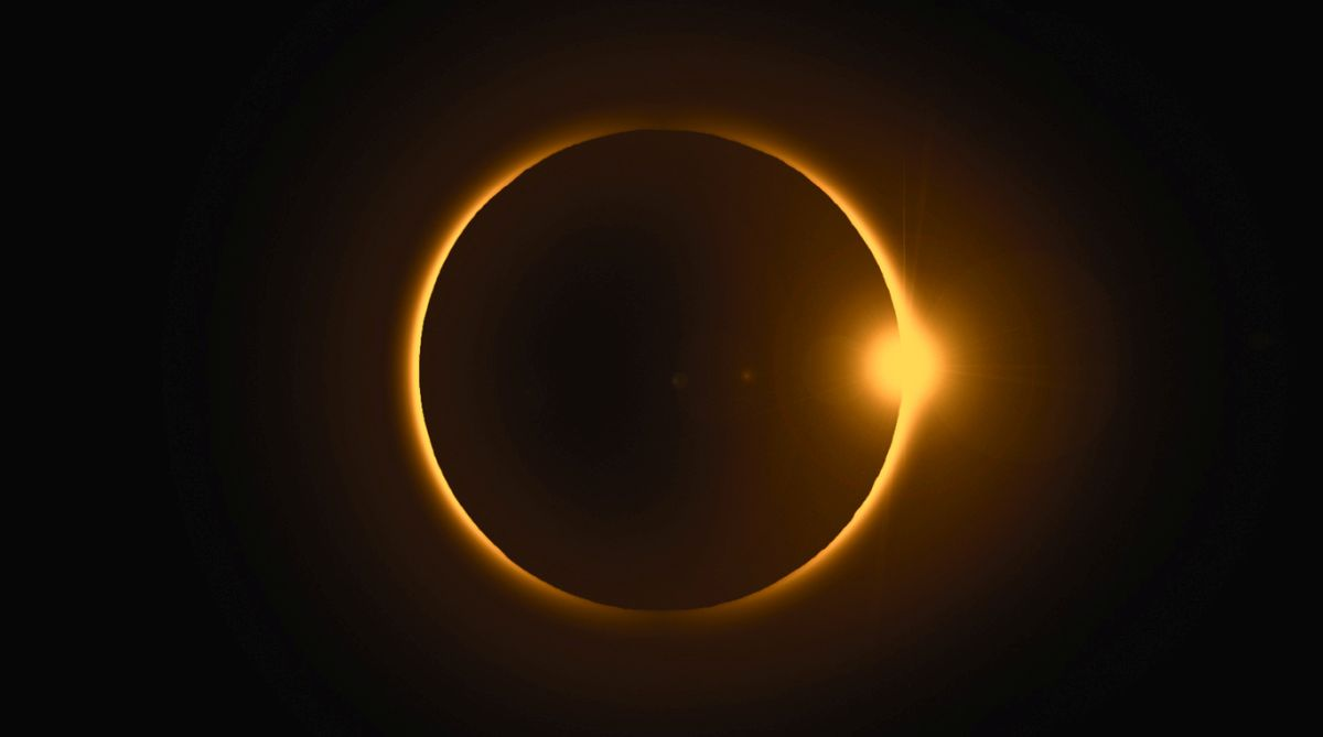 Solar eclipse, lunar eclipse